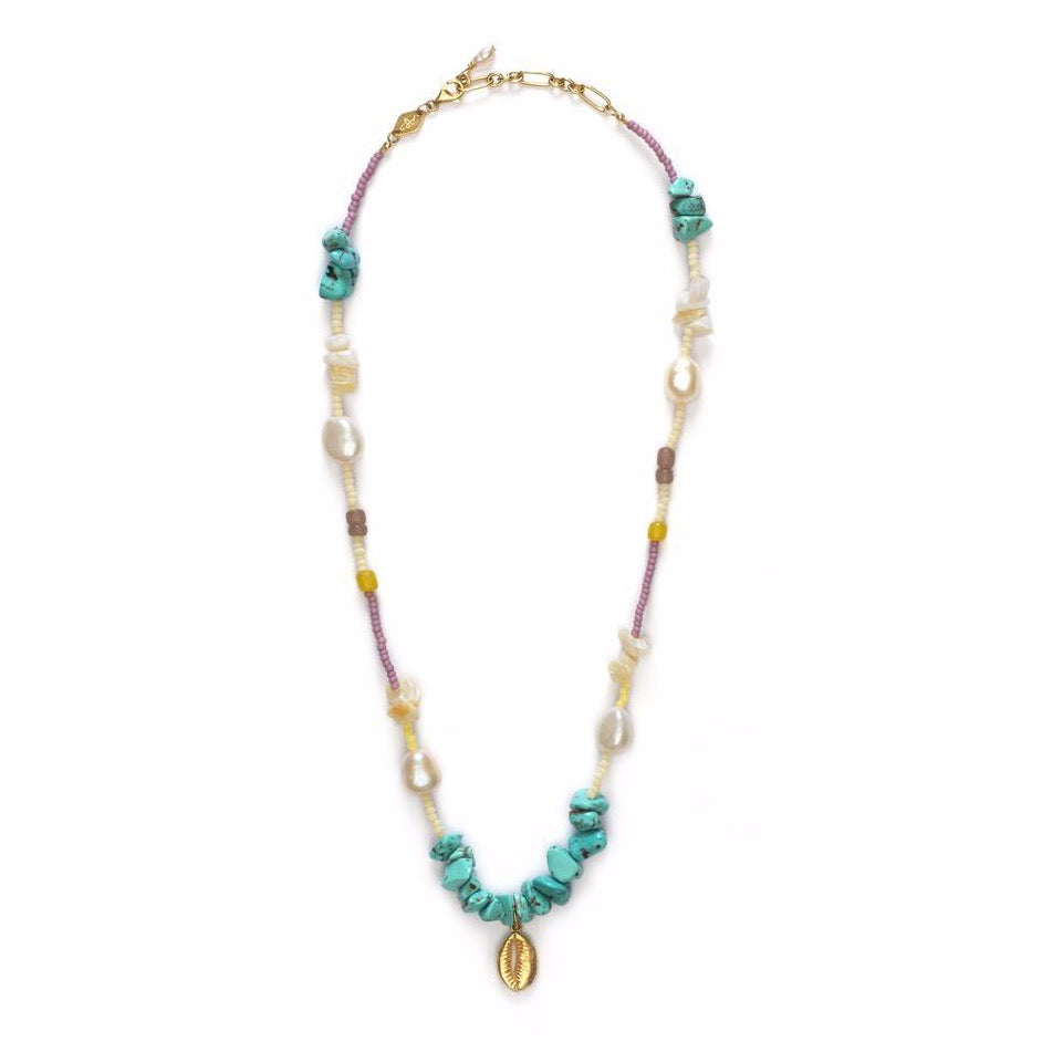 Bounty Lavande Necklace