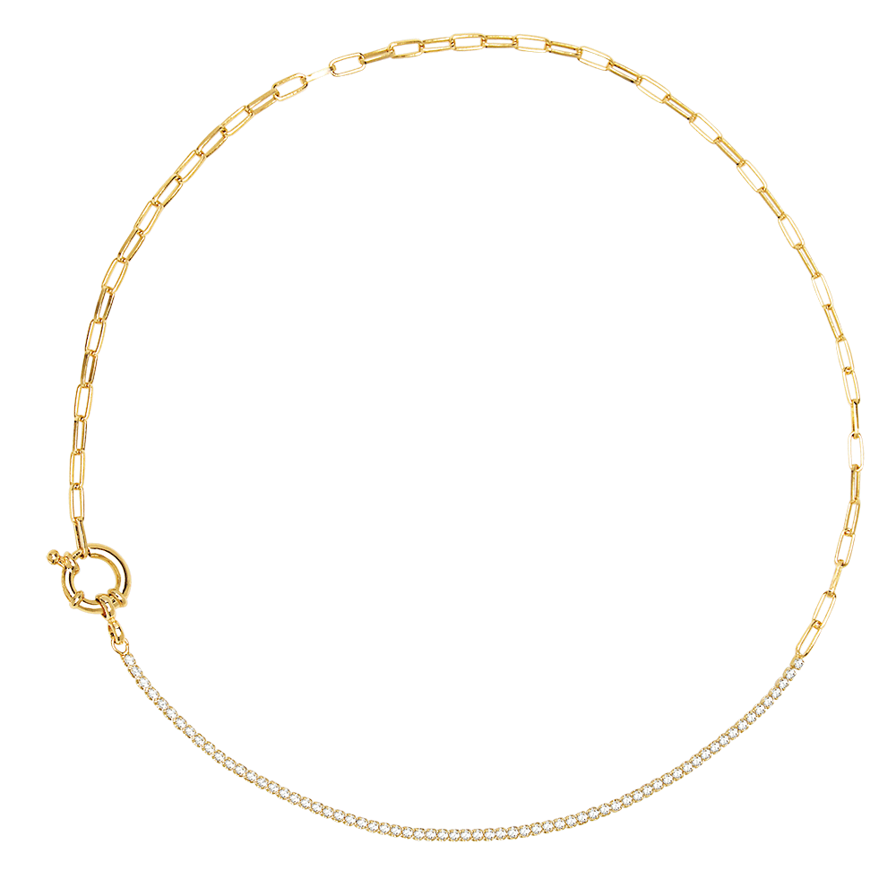 Mirage Gold Necklace