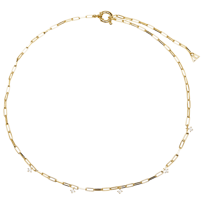 Gina Gold Necklace