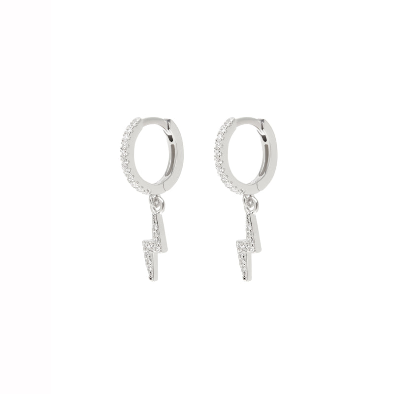 Chrystal Lightning Earrings