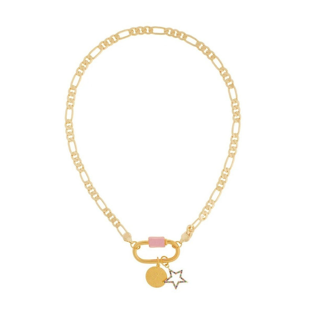 Wish Color Blush Necklace