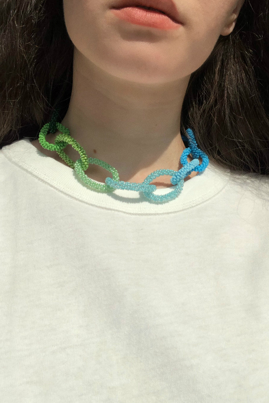 Necklace Chain Gradient