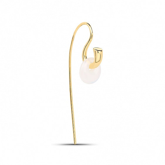 Hook Earring - Gold