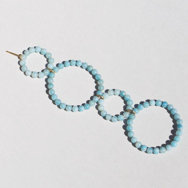 OCEAN HOLIDAY MONO EARRING NO3