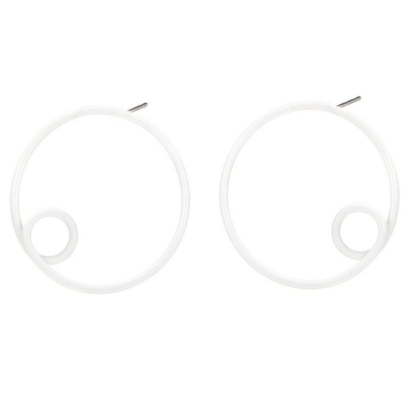 Otis Hoops White