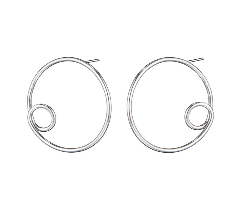 Otis Hoops Rhodium