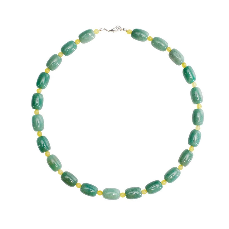 Gently Green Candy Necklace