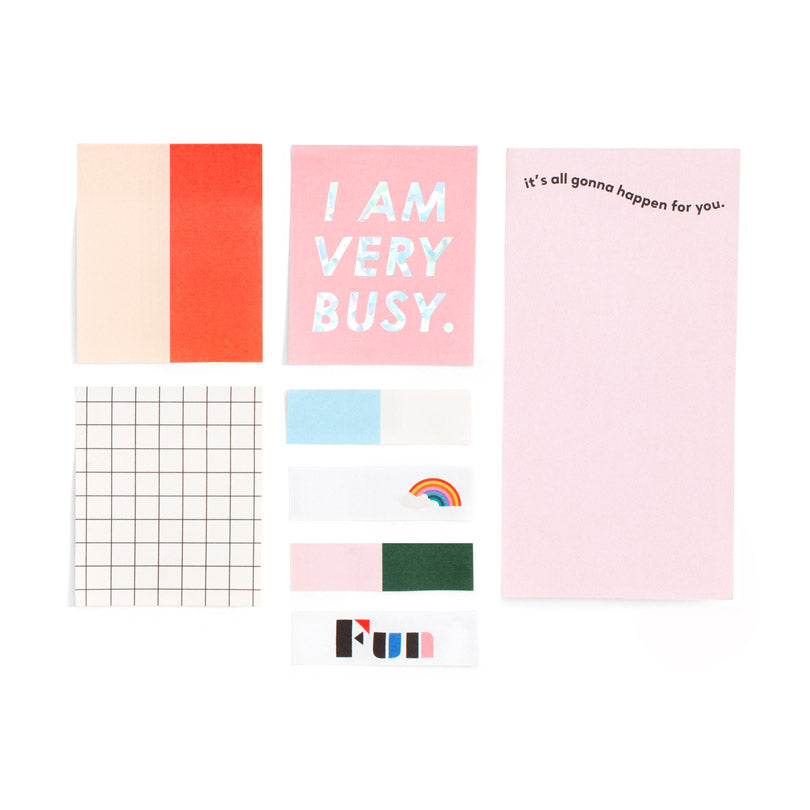 Pack of stickers - I Am Very Busy