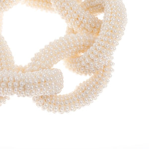 Pearl Beads Chain Bracelet