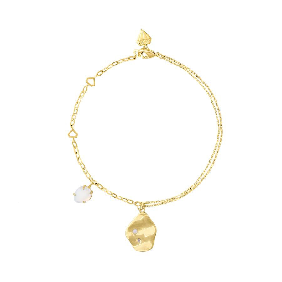 Begin Anew Gold Bracelet