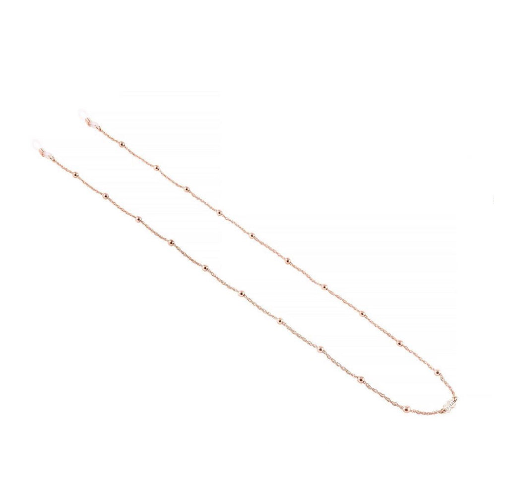 Ball Rose Chain Gold