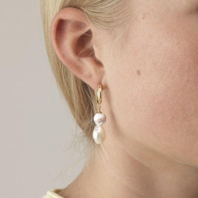 Heloise Earrings - Green