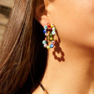 Strada Drop Earrings