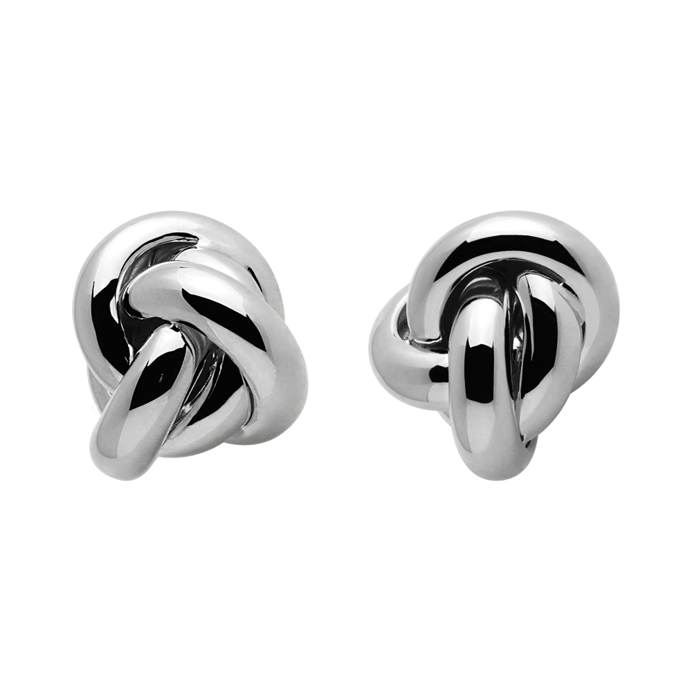 Soho Silver Earrings