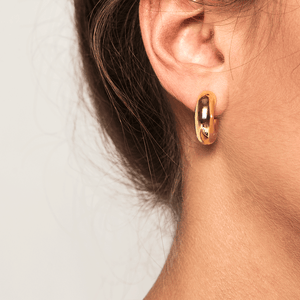 Holika Gold Earrings