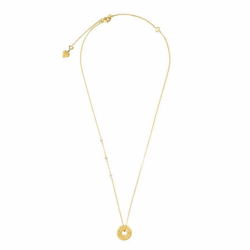 Heart Always Gold Necklace