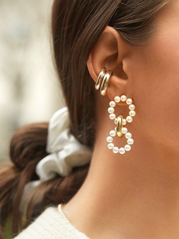 Gia Drop Earrings