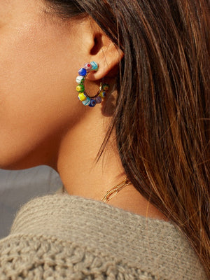 Strada Hoop Earrings