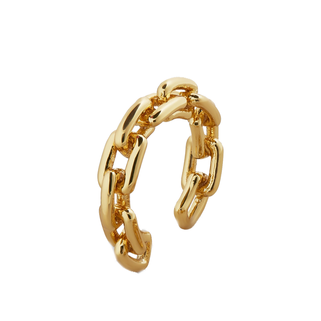 Michel Curb Chain Ear Cuff