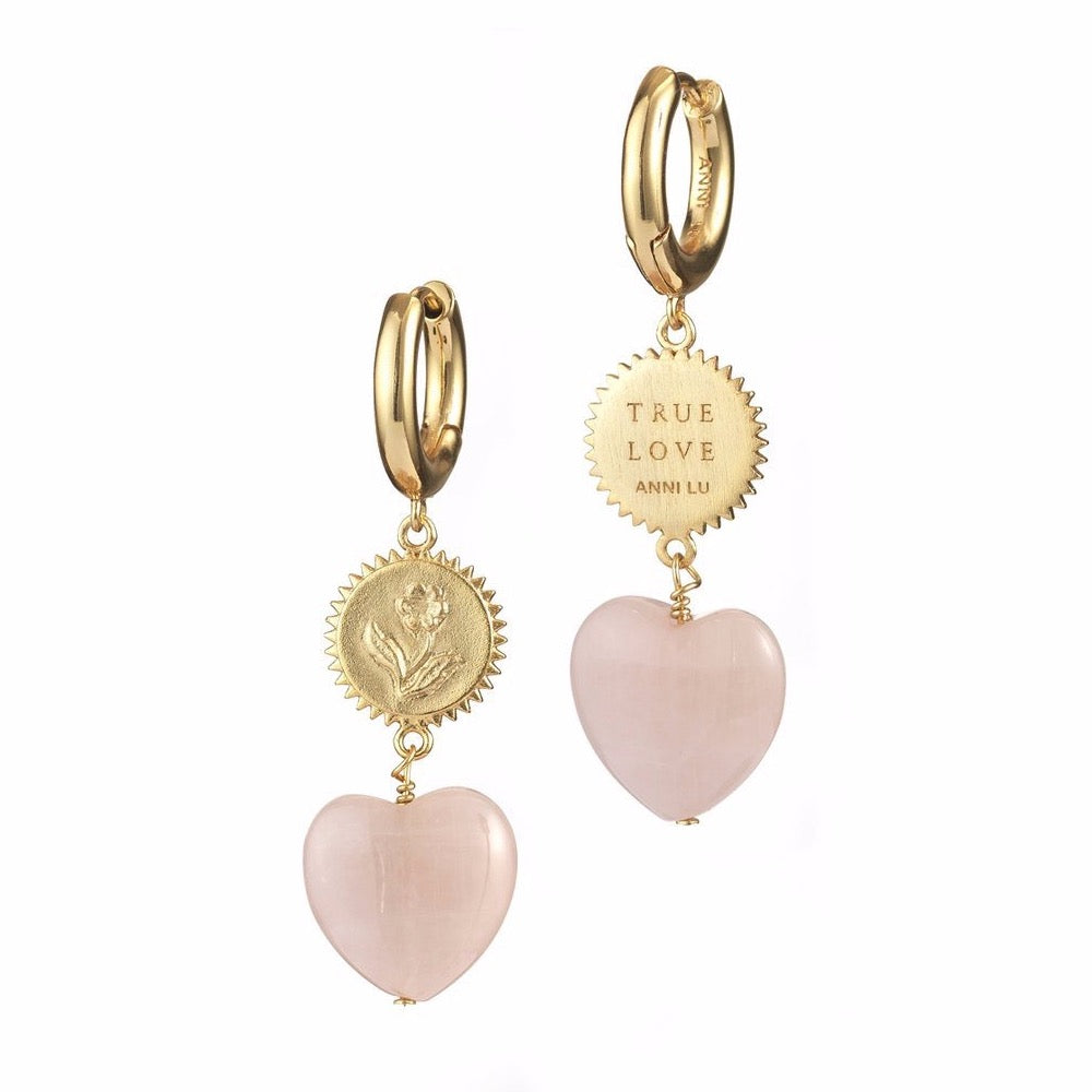 Heart of True Love Earrings
