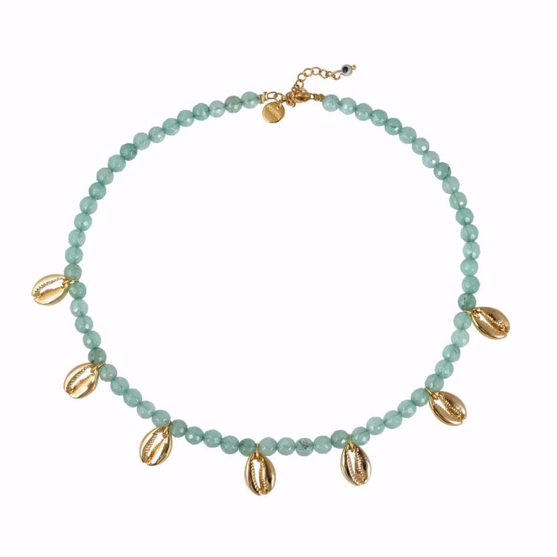 Bahama Mama Necklace - Green