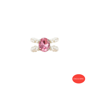Go-Go Pearl Ring - Barbie