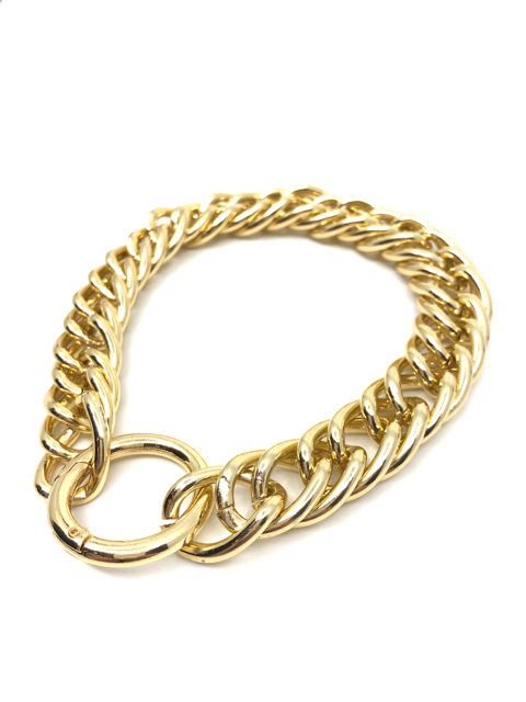 Twisted Gold Chain