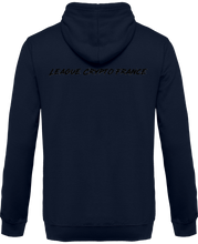 sweat league crypto france homme navy & rouge le cryptopolitain