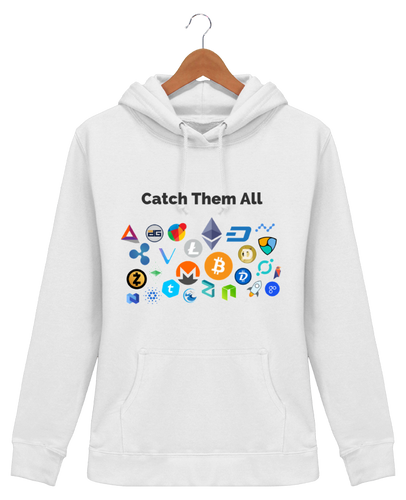Sweat Catch theme all neige femme le cryptopolitain