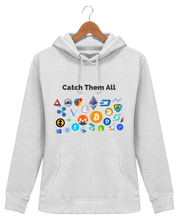 Sweat Catch theme all blanc chiné femme le cryptopolitain