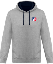 sweat league crypto france homme gris chiné le cryptopolitain