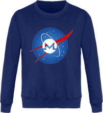 Pull Nasa Monero Navy Le Cryptopolitain