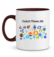 Mug Catch Them All Bordeaux Le Cryptopolitain