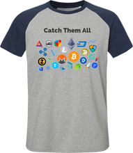 "T-Shirt ""Catch Them All"""