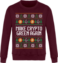Pull de Noel - Make Crypto Green Again