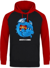 Sweat Dragonchain Winter is coming noir & rouge le cryptopolitain