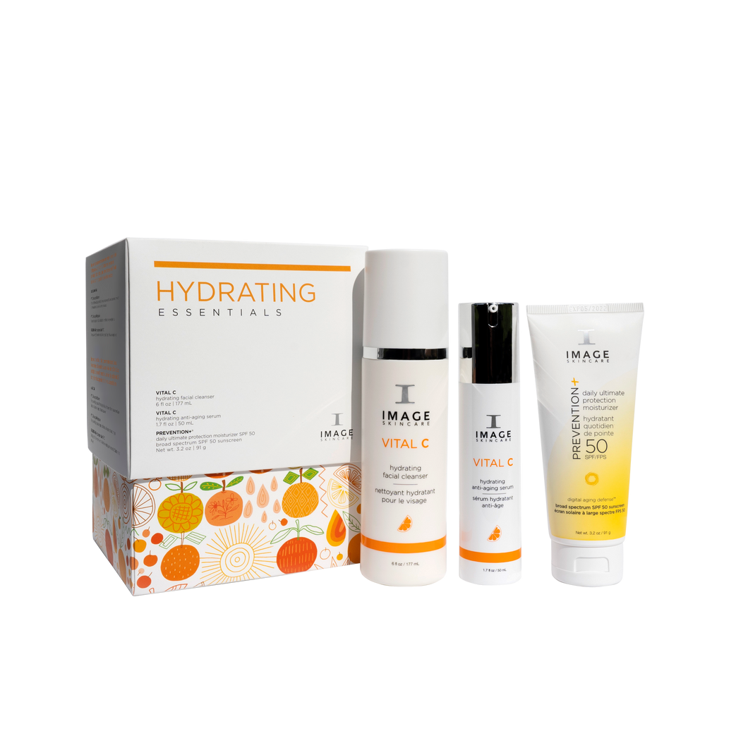 IMAGE Skincare Holiday Box - Hydrating Essentials