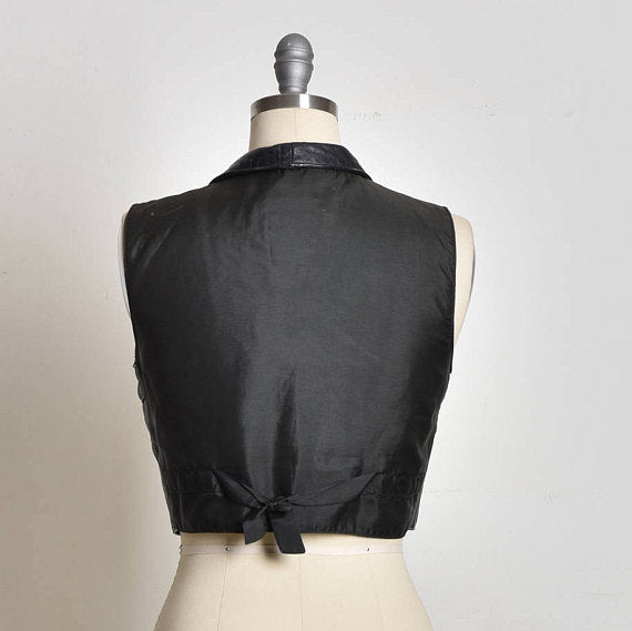 Rockit Leather Vest