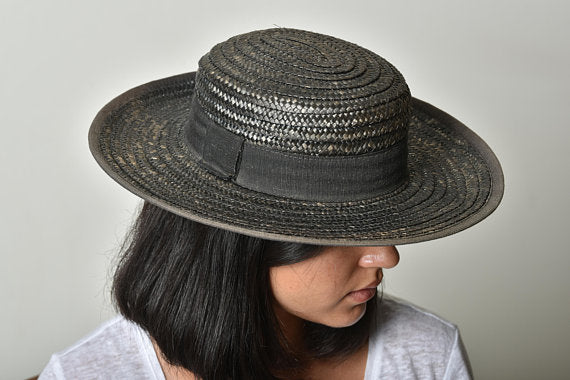 Alice Straw Hat