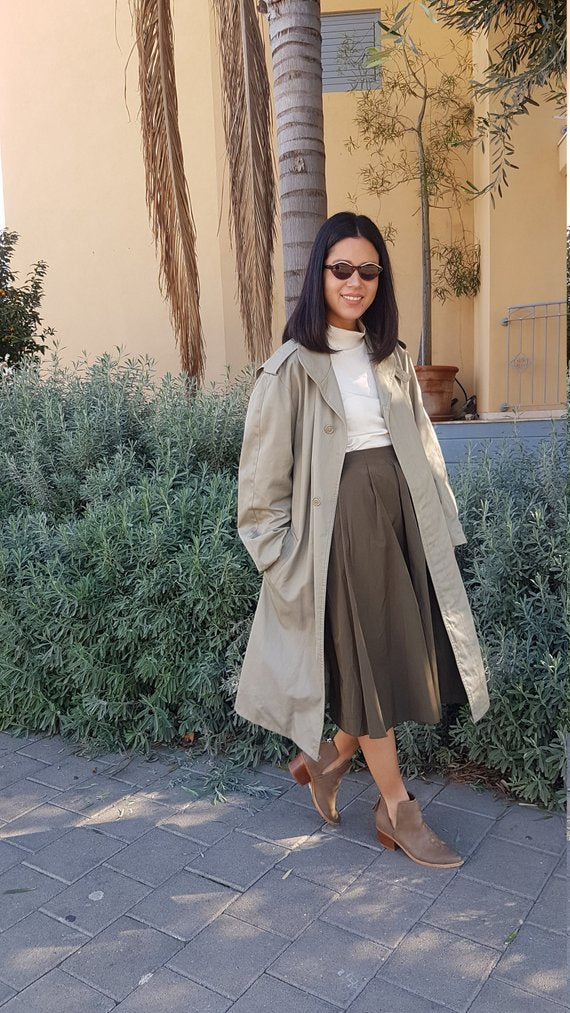 Nelly Trench Coat