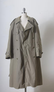 Gore Tex Trench Coat