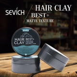 Hair Styling Clay Mud