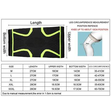 Knee Support Fitness Brace