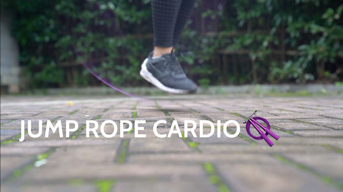 Looking for an Effective Cardio Home Workout? Try Rope Jumping!