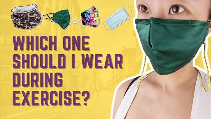 Should I Wear a Mask During Exercise and What Mask Should I Wear