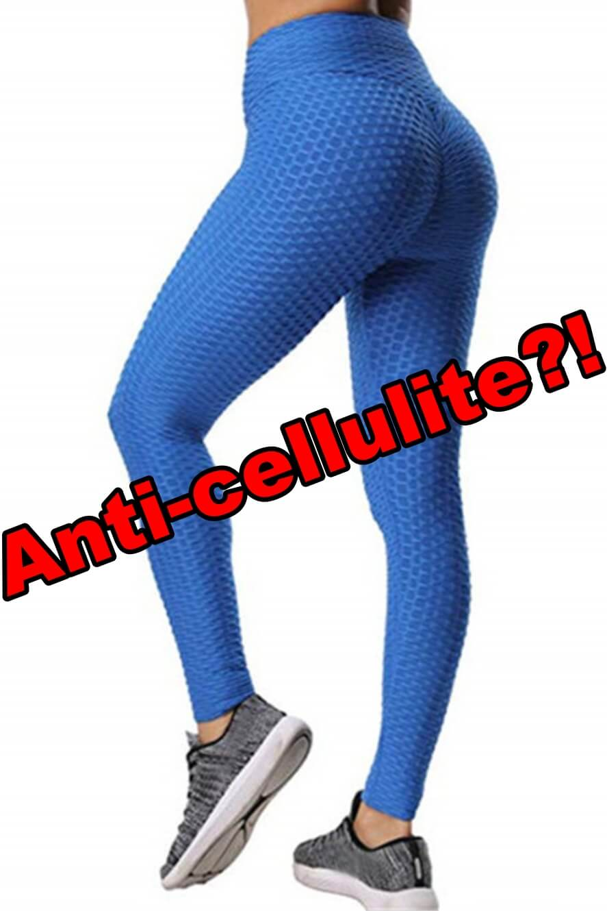 Does Anti-cellulite Leggings anti-cellulite? What Exactly Is Cellulite, Can You Get Rid of It and How? | Hummingbird Blog