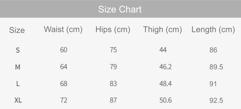 tree of life leggings size chart