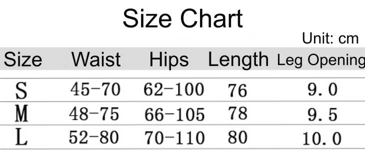 high-rise booty scrunch ribbed cropped leggings size chart