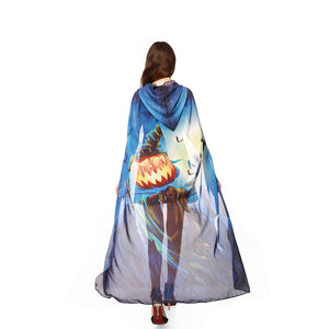 Hummingbird Chiffon Cloak Beach Cover Up For Adults Kids