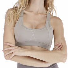 Load image into Gallery viewer, Adjustable Wide Strap Sports Bra
